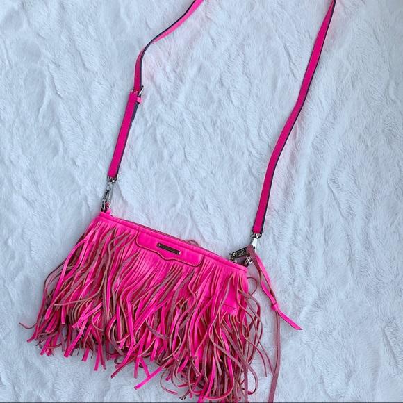 Rebecca Minkoff Handbags - Rebecca Minkoff Hot Pink bag